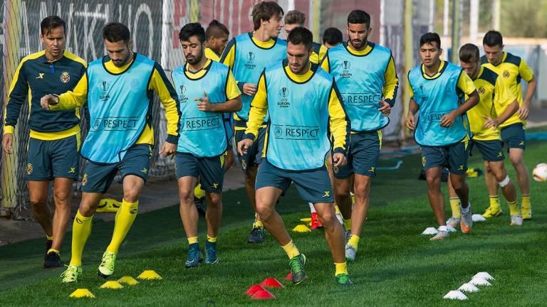 El Villarreal quiere hacer valer su buen momento ante un Nápoles en forma ab069357ea0cc