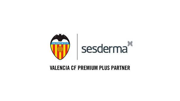 El Valencia estrenará a Sesderma patrocinador de la manga de la camiseta frente al Barcelona