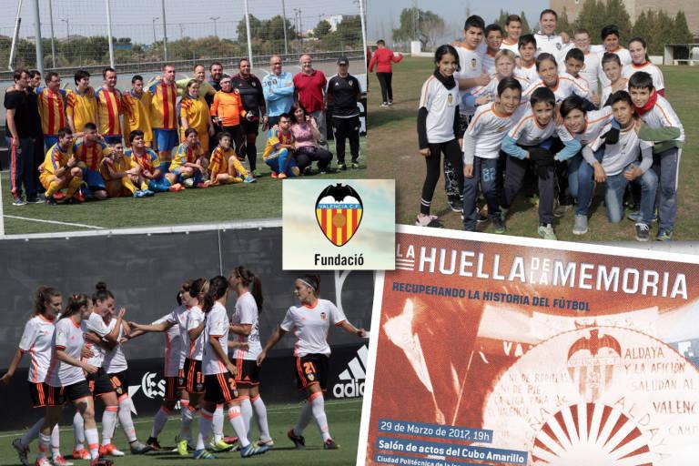f510a4511b Dentro del desastre institucional en que se ha convertido el Valencia CF en  los últimos meses hay hueco para una organización que tras ser utilizada  para ...