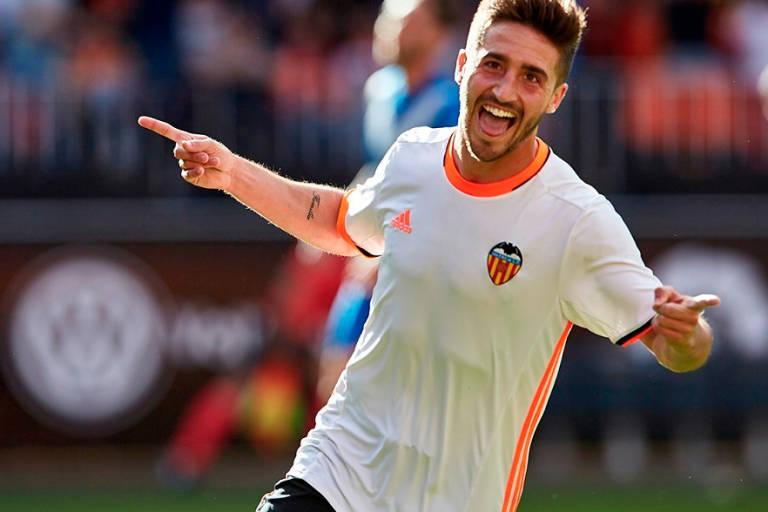 Camiseta Valencia CF Nacho Gil