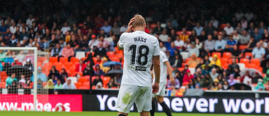 El Valencia iguala la cifra de empates del curso pasado b4cfdbacf6685