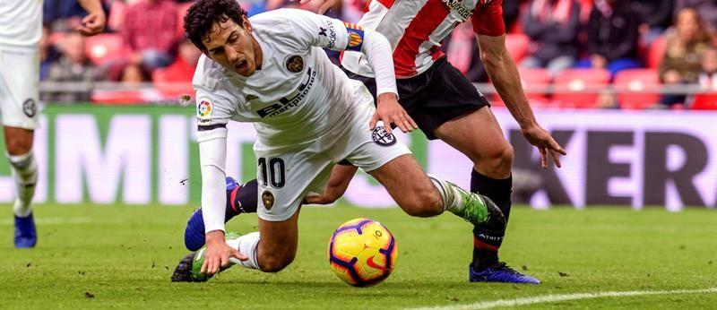 El Valencia se hunde empate tras empate 5ba4386728e3f