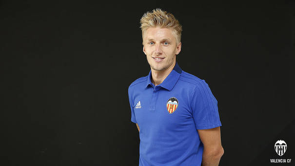 Camiseta Valencia CF Wass