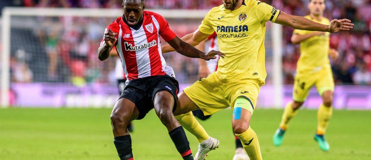 El Villarreal  despierta  con una goleada en San Mamés b4b530281bd14