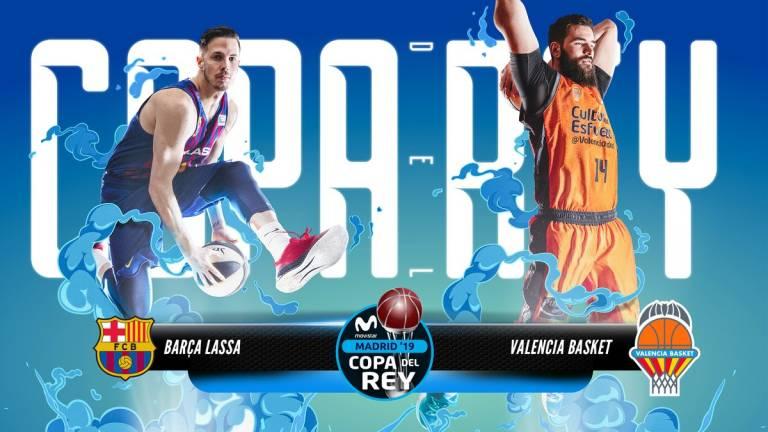 COPA DEL REY BALONCESTO | Valencia Basket jugará los cuartos de ...