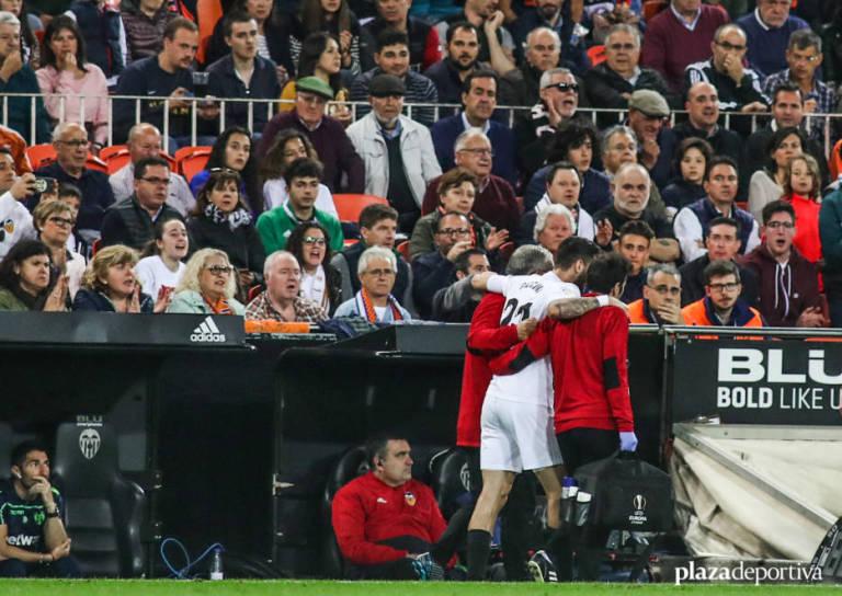 Valencia CF | Le calvaire de Cristiano Piccini ne s'arrête pas - Foot 2020