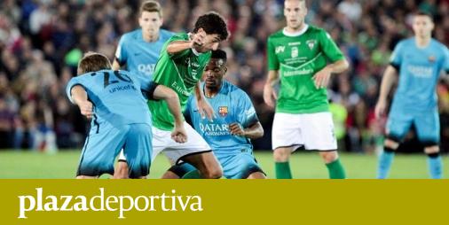 COPA DEL REY | (Crónica 0-0) El Barcelona no pasa del ...
